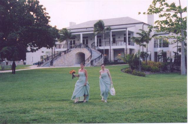 Garden Visitor House