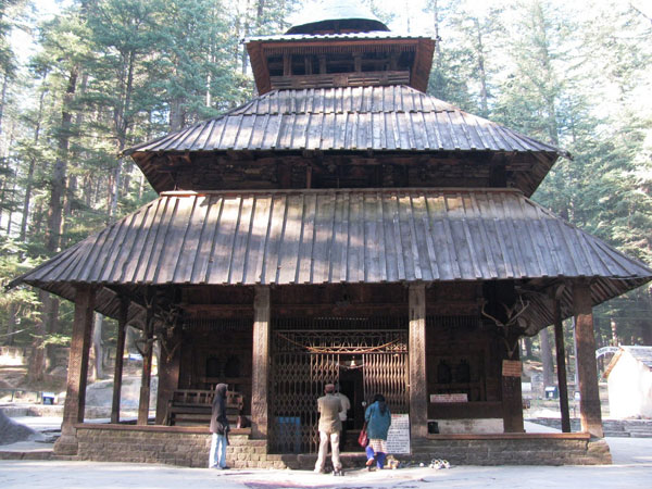 Hadimba or Hidimba Temple