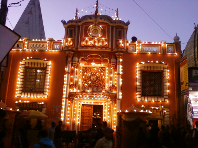 Raghunath temple  kullu