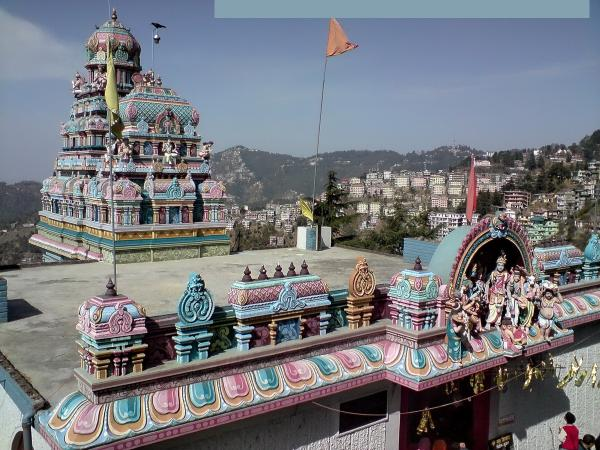 Sankat Mochan Temple Shimla
