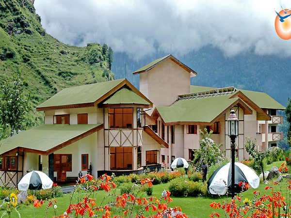 Solang Area Hotel, Manali