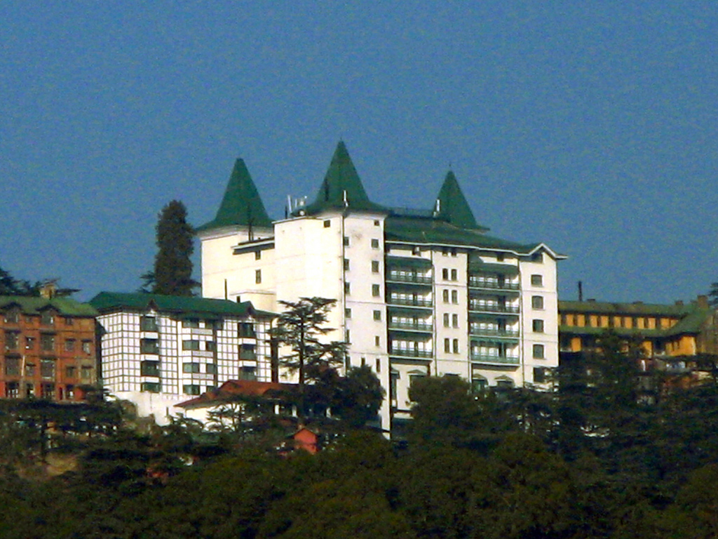 The Oberoi Cecil in Shimla